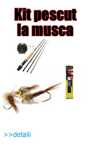 Magazin De Pescuit - Claumar Pescar